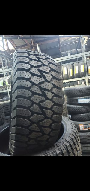 LT 285/70/17 AMP TERRAIN ATTACK R/T TIRES... ALL TIRES ONSALE. NO CREDIT FINANCING. ONLY $50 DOWN for Sale in Fresno, CA