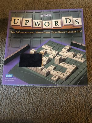 Upwords board game for Sale in OH, US