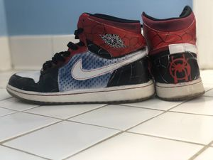 Custom Jordan 1 Spider-vers Size 10 for Sale in Alexandria, VA