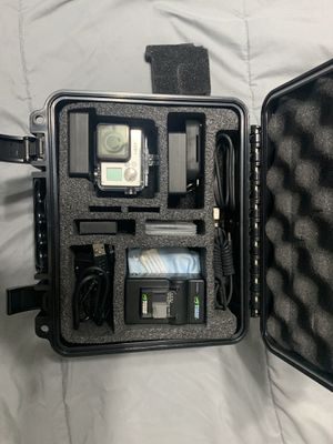 GoPro Hero3+ and tons of extras for Sale in Arlington, TX