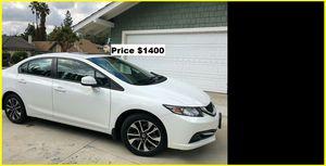 PriceLow$1400 Honda civic for Sale in Macon, GA
