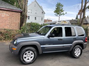 Fs Jeep Liberty 2002 v6 automatic 141 miles for Sale in Berlin, CT