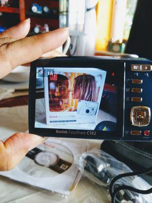 New Digital Kodak Easy Share C182. Has all accessories. for Sale in Hialeah, FL
