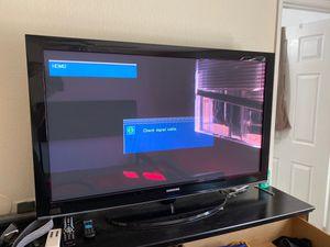 Samsung plasma tv 50 inch for Sale in Murrieta, CA