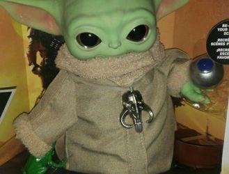 Starwars Baby Yoda for Sale in Lynwood,  CA