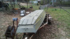 Jon boat. Very good cond for Sale in Perry, GA