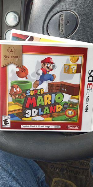 Super Mario Land 3D for Sale in Fresno, CA
