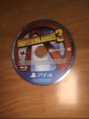 Borderlands 3 PS4 for Sale in Columbia, MD