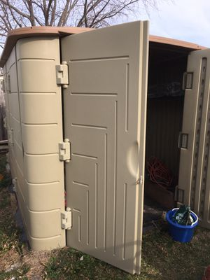 LARGE SHED! (15ft x 8ft) No tool assembly! for Sale in PT PLEAS BCH, NJ
