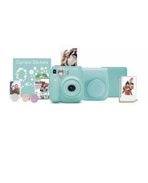 Fujifilm Instax Mini 7s Bundle Camera Case Film Album Holder Green for Sale in North Bergen, NJ