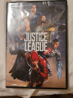 DC Justice League Movie DVD for Sale in Neenah,  WI