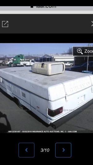 Hey i have a pop up trailer 200 for Sale in Brooklyn Park, MD