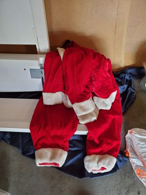 Legit Santa outfit ! for Sale in Federal Way, WA