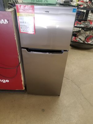 Brand new mini fridge with separate freezer compartment #13 for Sale in Denver, CO