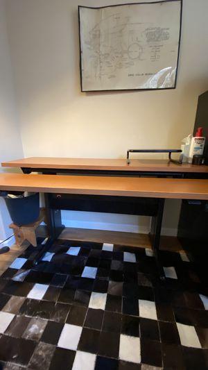 Herman Miller stand up sit down crank desk for Sale in San Jose, CA
