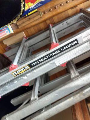 17ft Multi Task Ladder for Sale in Wichita, KS
