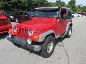 2005 Jeep Wrangler. (PARTS) for Sale in Dallas, TX