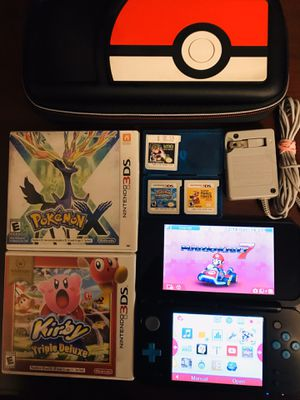 Nintendo 2DS XL with 6 games! for Sale in Tucson, AZ