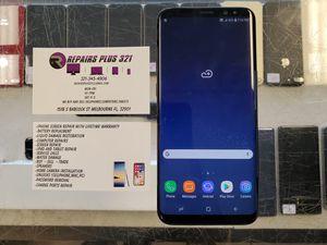 Unlocked Black Galaxy S8 Plus 64gb for Sale in Melbourne, FL