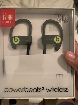 Powerbeats3 Wireless for Sale in Boynton Beach, FL