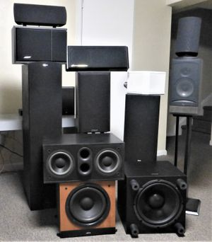 Klipsch,Definitive, B&W, Bose, JBL- NEW LISTINGS from for Sale in Aurora, CO