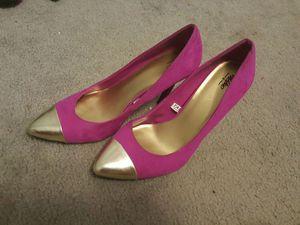 Pink heels size 8. Never worn for Sale in Mount Juliet, TN