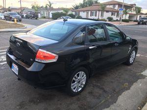 2008 Ford Focus for Sale in Chula Vista, CA