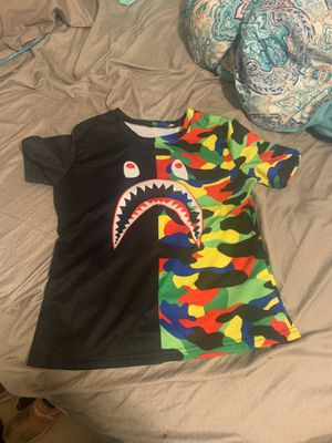 Bape outfit medium with shorts in pockets any offer for Sale in Jacksonville, FL