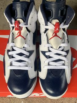 Air Jordan 6 Olympic size 8.5 for Sale in Seattle,  WA