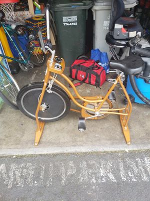 Schwinn classic stationary bike (see description) for Sale in Oregon City, OR