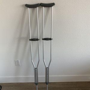NEW Crutches for Sale in Dallas, TX