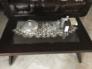 Coffee table, end table and TV stand for Sale in Fort Lauderdale, FL