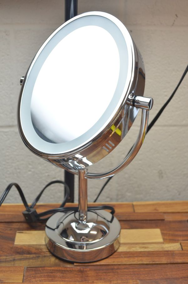 Conair double sided makeup mirror vanity 1x/7x BE151T