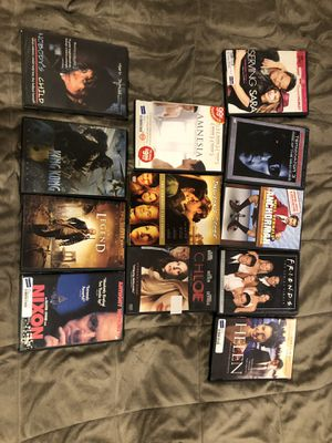 DVD - Set of 12 - King Kong Terminator 3 I Am Legend Anchorman and more for Sale in Chicago, IL