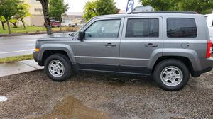 2012 Jeep Patriot Sport 4X4 4dr for Sale in Independence, OR