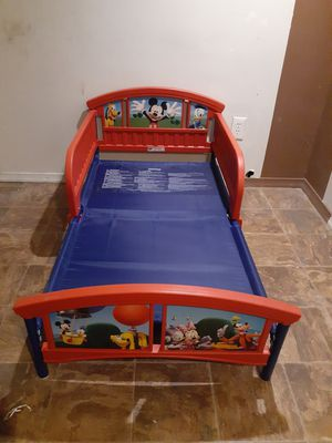 3/5 year old bed and frame for Sale in Philadelphia, PA