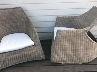 Wicker Rattan Rocking Chairs for Sale in Lake Oswego,  OR