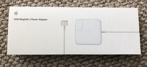 Apple MagSafe 2 Power Adapter for Mac for Sale in Washington, DC