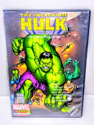 The Incredible Hulk DVD ROM for Sale in Garland, TX