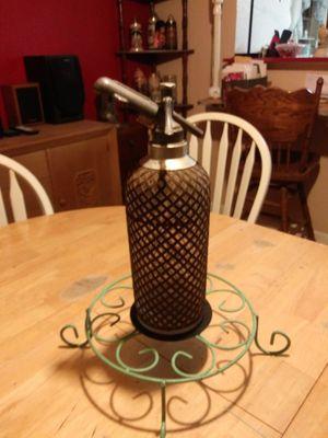 Seltzer Bottle (Antique) for Sale in Cleburne, TX