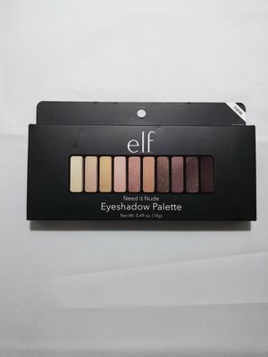 e.l.f. eyeshadow palette. Need it Nude for Sale in Port Clinton, OH