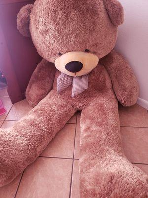Giant teddy bear for Sale in Phoenix, AZ