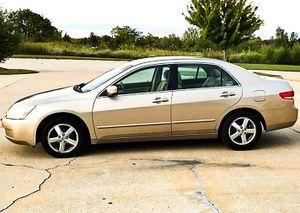 Price $600 2004 Honda Accord for Sale in Fresno, CA