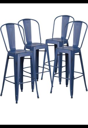 "Brand new 30"" bar stools set of 4 for Sale in Salt Lake City, UT"