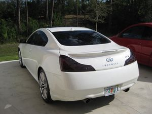 G37 Tint Covers Front AND Back for Sale in La Mesa, CA