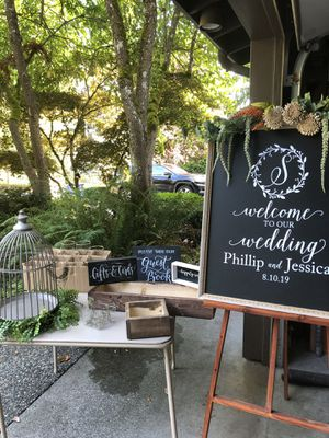 Wedding Decorations for Sale in Sammamish, WA