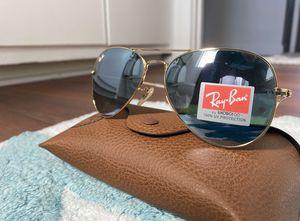 Brand New Authentic RayBan Aviator Sunglasses for Sale in Laguna Woods, CA