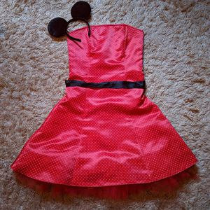 Adult Minnie Mouse Costume for Sale in Longmont, CO