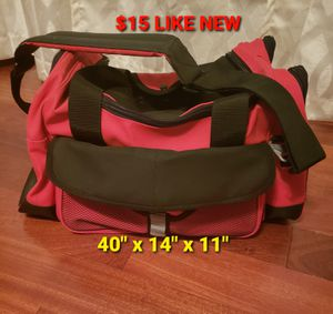 Duffle bag LIKE NEW for Sale in Centereach, NY
