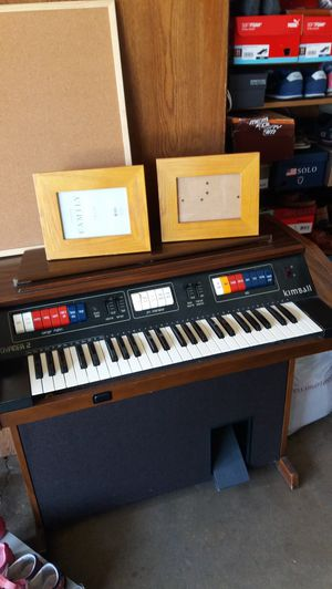 Kimball retro organ - great condition for Sale in Streamwood, IL
